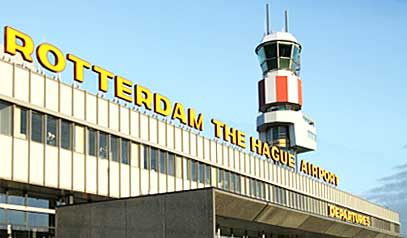Airport Rotterdam The Hague