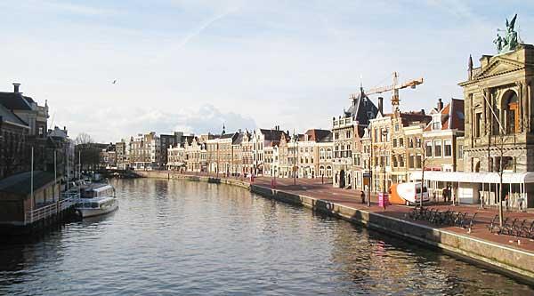 parkeren Haarlem