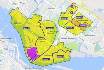 Amsterdam-Noord parkeren bewoners